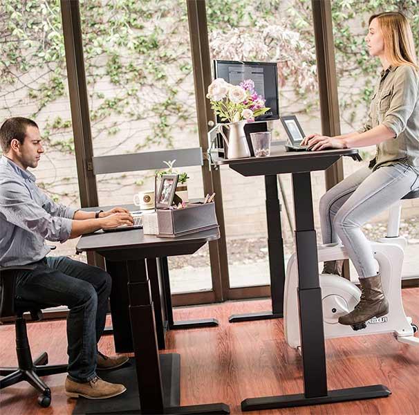Bureau assis debout : avis, comparatif et utilisation