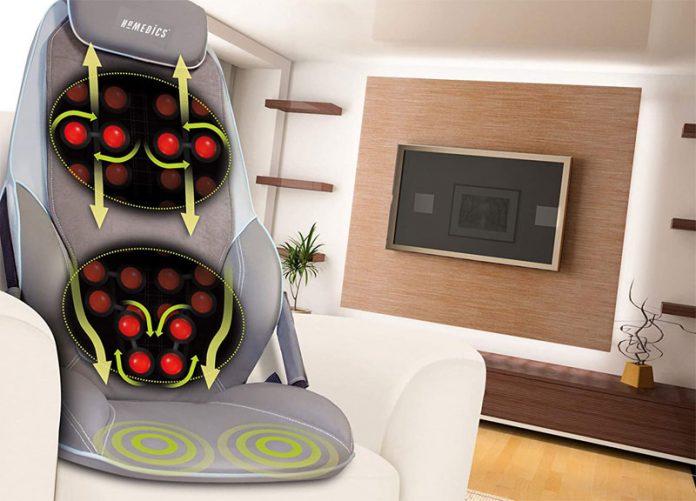 Siège massant : avis et comparatif de sièges de massage